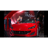 【フランクフルトモーターショー2017】フェラーリ ポルトフィーノ は80kg軽量化…カリフォルニアT 後継オープン
