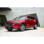 マツダが3列シートの新型SUV「CX-8」を発表