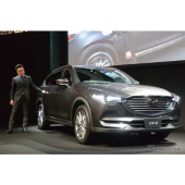 【マツダ CX-8】チーフデザイナー「国内最上位SUVにふさわしいデザインに挑戦した」