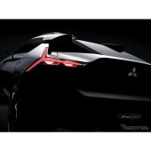 【東京モーターショー2017】三菱、クロスオーバーSUVの e-エボリューション コンセプトを世界初公開へ