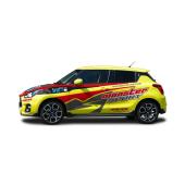 モンスタースポーツが「スイフトスポーツ」のコンプリートカーを発売
