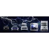 メルセデス、10車種以上のEVを投入へ 2022年までに