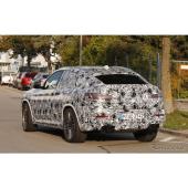 BMW X4、2代目にして初の「M」…3リットル直6搭載で470馬力か