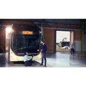 ボルボが新世代EVバス 7900エレクトリック を発表---航続200km