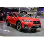 スバル XV 新型の中国仕様を公開【広州モーターショー2017】