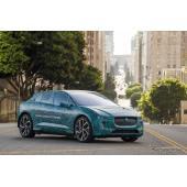 ジャガー初の市販EV、I-PACE の開発が最終段階に 2018年3月受注開始