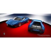 名車デトマソ パンテーラ の再来、ウラカン ベースで開発へ…プロジェクト・パンサー