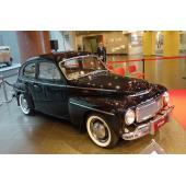 ボルボが「PV544」をトヨタ博物館へ寄贈