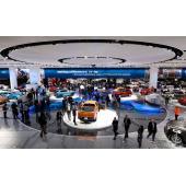 700hp超えのマスタング「シェルビー」、2019年に復活へ…デトロイトモーターショー2018で発表