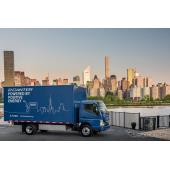 ボルグワーナー、三菱ふそうのEV小型トラックに電動パワートレイン供給…eキャンター
