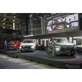 三菱 アウトランダー のベトナム生産を開始…SUVが急成長するアセアン