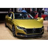 VW アルテオン に2019年型、先進運転支援が充実…シカゴモーターショー2018