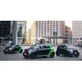 スマート EV に「ナイトスカイ」、スマホ連携を強化…ジュネーブモーターショー2018で発表へ