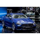メルセデスAMG GTクーペ、部分自動運転も可能…ジュネーブモーターショー2018