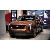 キャデラックが小型SUV市場に参入、XT4 を発表…ニューヨークモーターショー2018