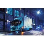 ボルボが初のEVトラック発表、車両総重量16トンで航続300km