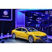 VW アルテオン、中国では CC 新型として発表…北京モーターショー2018