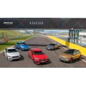 メルセデスの新世代コンパクト、9車種に拡大へ…電動車中心の可能性も