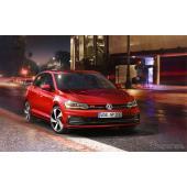 VWのホットハッチ「GTI」が3モデルに登場…ポロ、up!、ゴルフ
