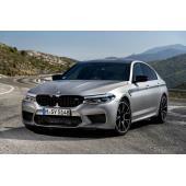 BMW M5 に頂点、「コンペティション」…部分自動運転が可能