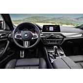 BMW M5 コンペティション、M専用デジタルコクピット採用