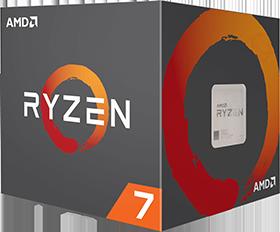 [AMD] Ryzen 7 2700X BOX