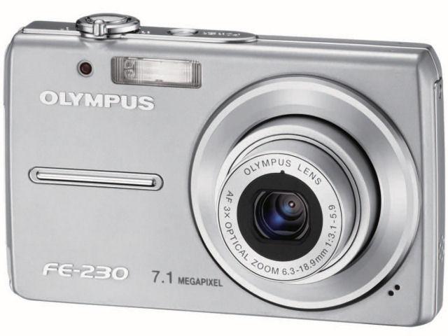 CAMEDIA FE-230 の製品画像
