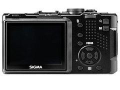 『本体 背面』 SIGMA DP2 の製品画像