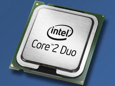 Core 2 Duo E8400 BOX の製品画像