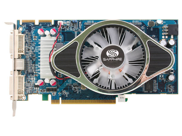 P/I: GRAFIKU Sapphire Radeon HD4850 Dual-slot GDDR3