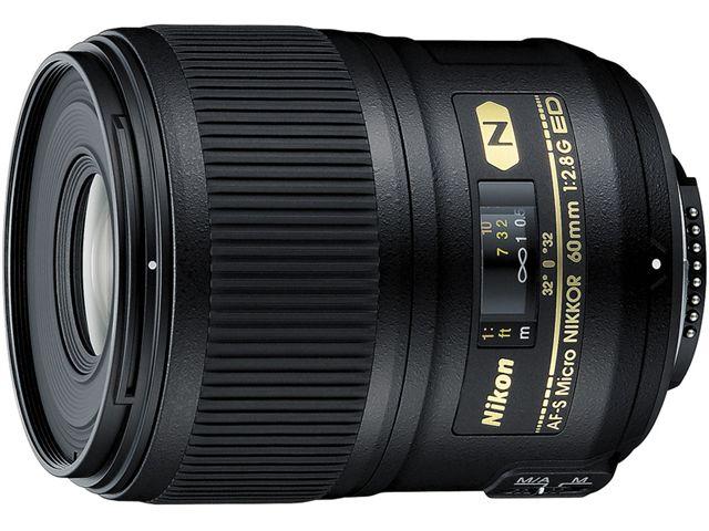 AF-S Micro NIKKOR 60mm f/2.8G ED の製品画像