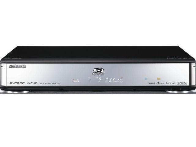 REAL ブルーレイ DVR-BZ200 の製品画像