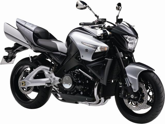 Suzuki Roadster Motorcycle