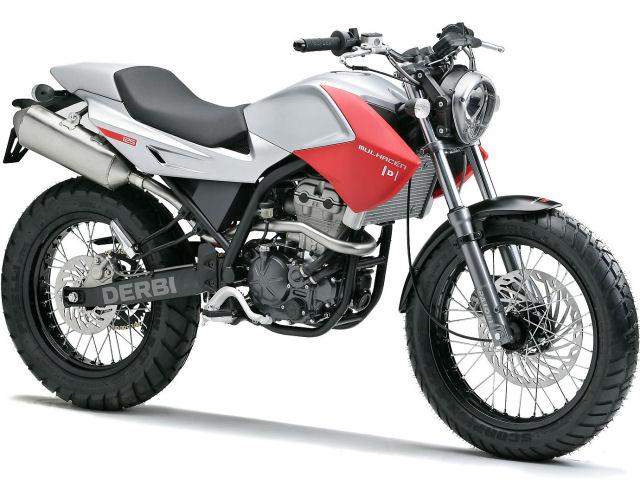 ... バイク > デルビ > ムラセン125