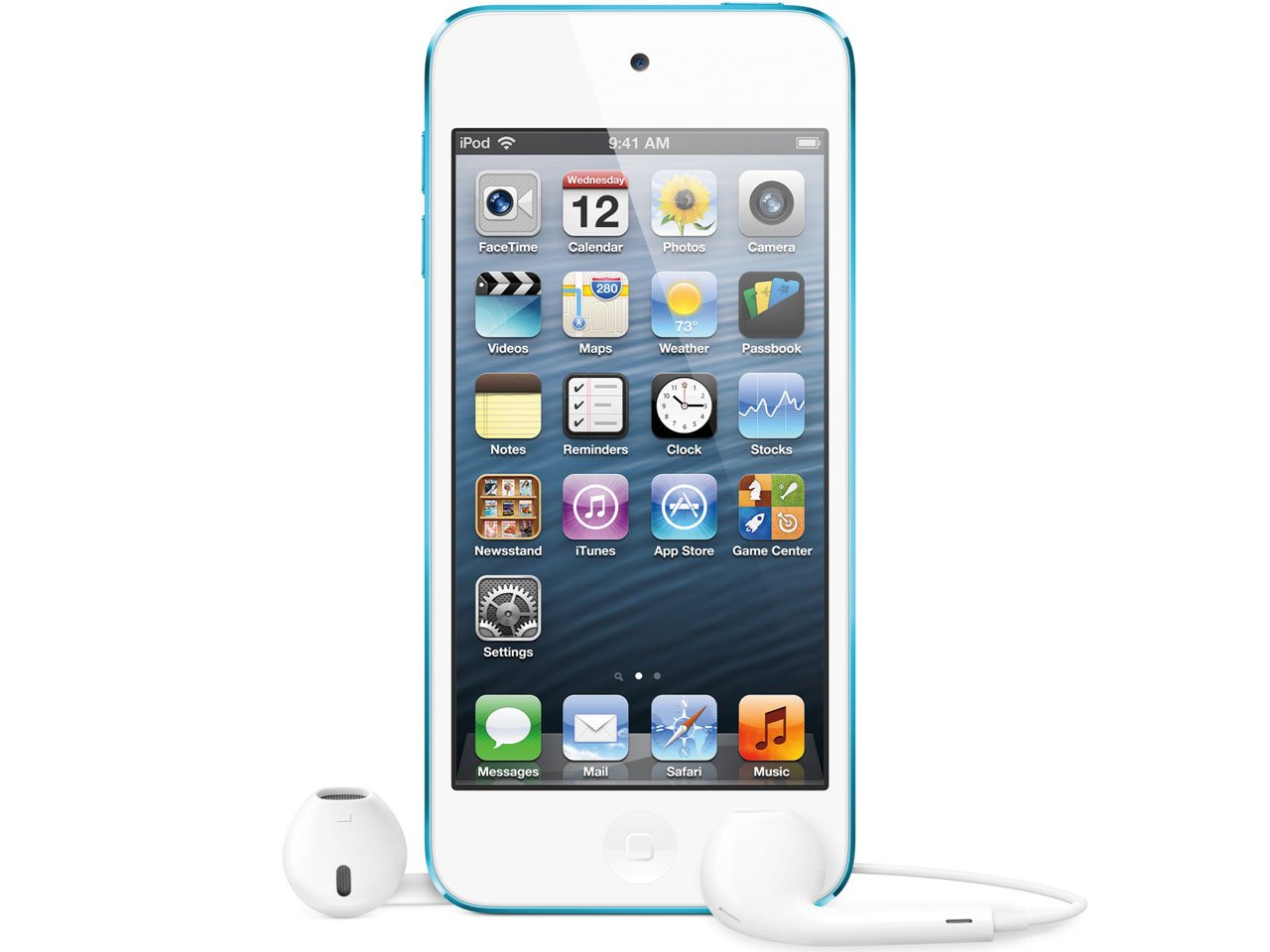 iPod touch ��5���� [32GB] �̐��i�摜