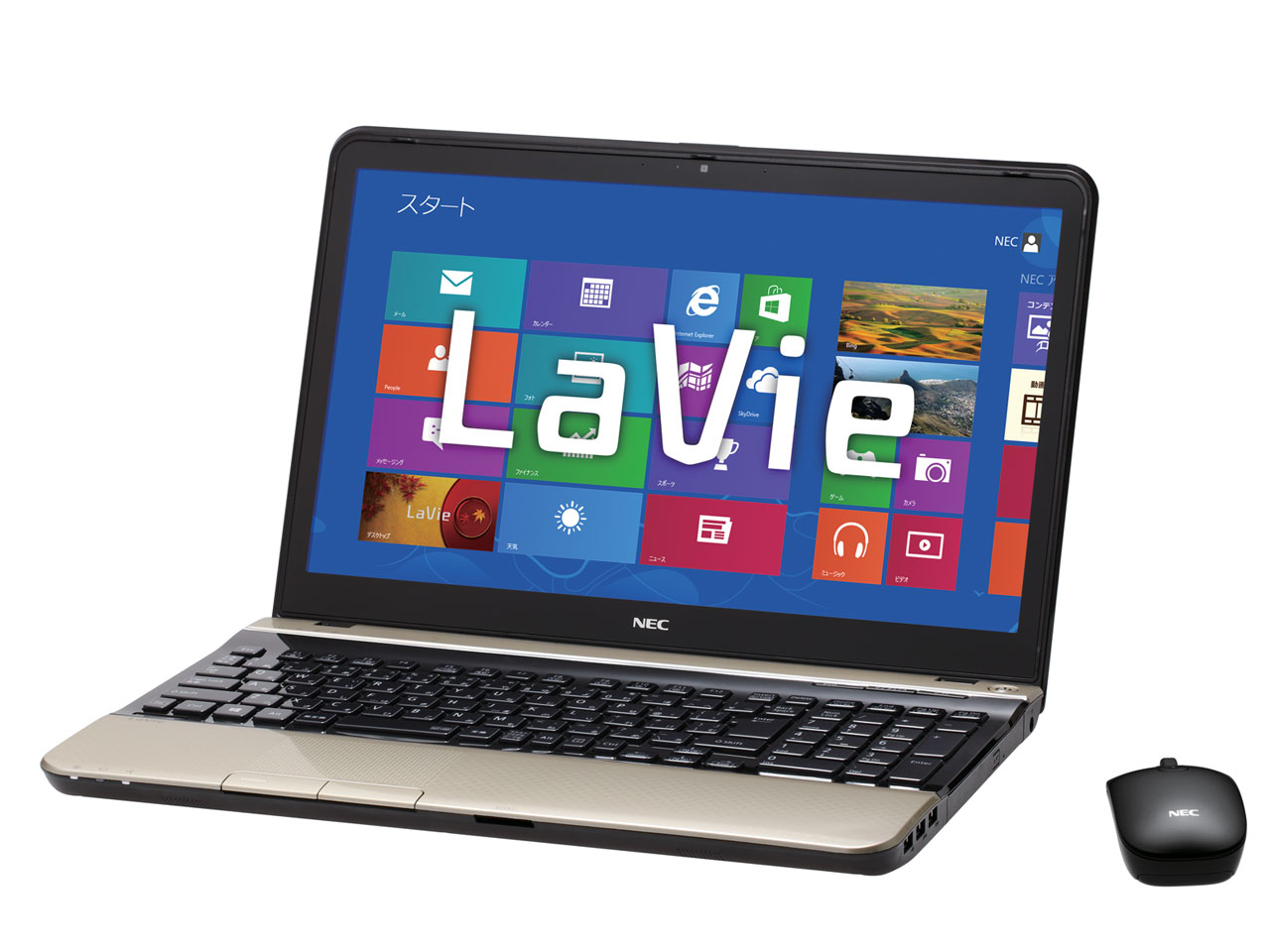 LaVie S LS550/JS6 PC-LS550JS6 の製品画像  LaVie S LS5