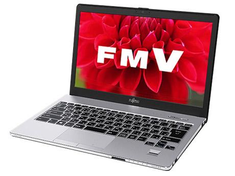 FMV LIFEBOOK SHシリーズ WS1/T WTS17T_A 価格.com限定 Core i7・メモリ12GB・Office搭載モデル の製品画像