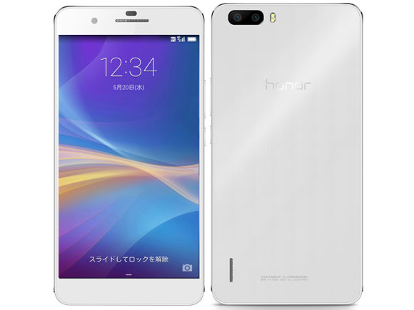 honor6 Plus SIM�t���[ �̐��i�摜