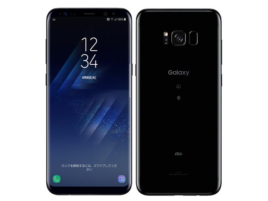 Galaxy S8+ SCV35 au の製品画像