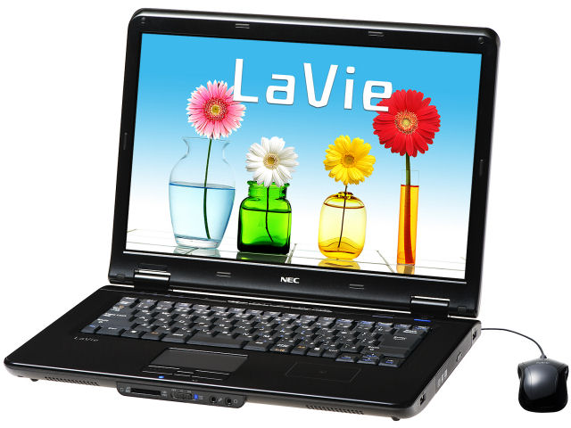 LaVie L LL750/SG6B PC-LL750SG6B の製品画...  LaVie L