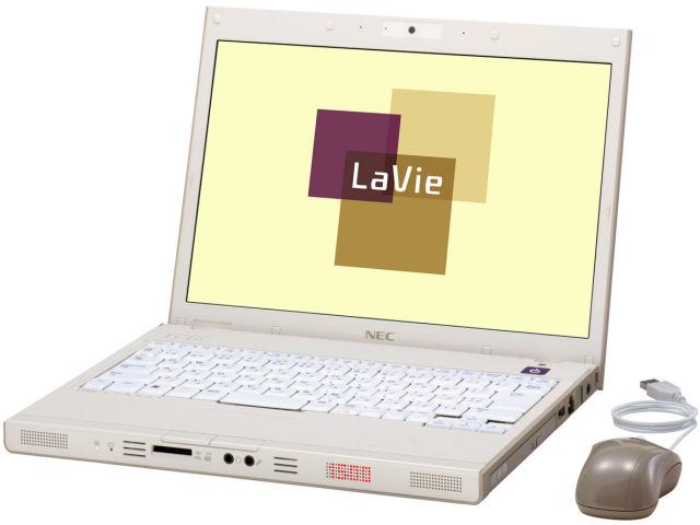 LaVie N LN530/SJ6M PC-LN530SJ6M の製品画像