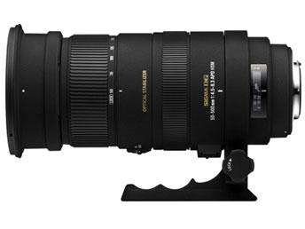 APO 50-500mm F4.5-6.3 DG OS HSM (キヤノン用) の製品画像