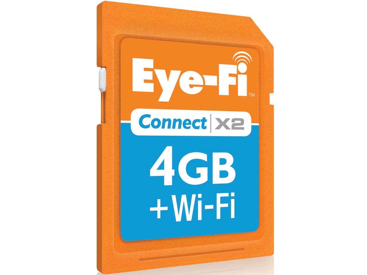 Eye-Fi Connect X2 (4GB) の製品画像