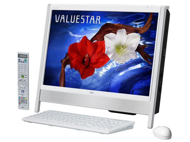 Valuestar N VN370 / BS6W hình ảnh sản phẩm của PC-VN370BS6W [Pearl White]