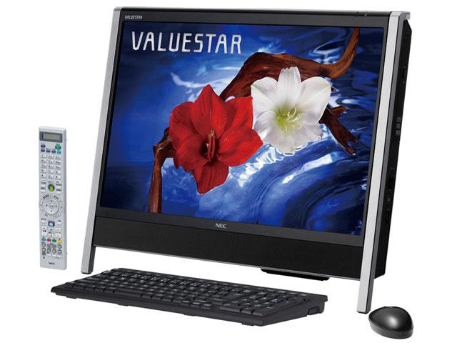 Valuestar N VN370 / BS6B hình ảnh sản phẩm của PC-VN370BS6B [Fine Black]