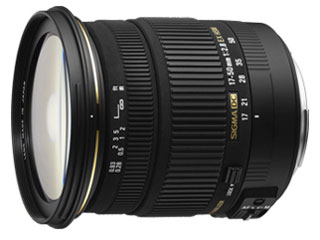 17-50mm F2.8 EX DC OS HSM [�j�R���p] �̐��i�摜