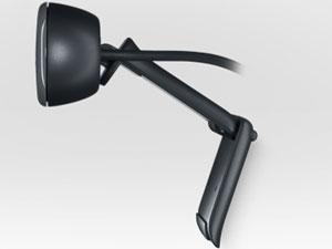 『本体 側面』 HD Webcam C270 [グレー&ブラック] の製品画像