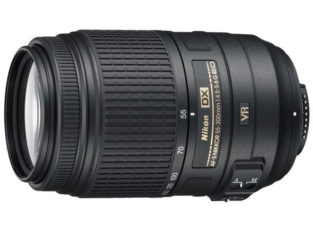 AF-S DX NIKKOR 55-300mm f/4.5-5.6G ED VR の製品画像