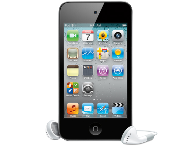 iPod touch MC547J/A [64GB] �̐��i�摜