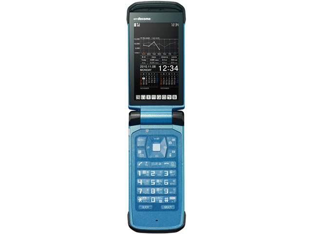 docomo PRIME series N-03C [BLUE] i
